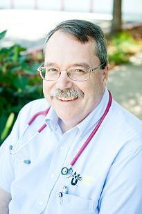 Team member Dr. John Minnerly